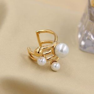 Kate Spade Bits and Baubles Faux Pearl Ring